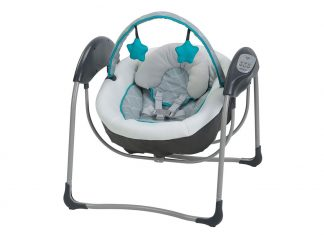 Find-The-Best-Smart-Baby-Swing-of-2021-on-intelligentking